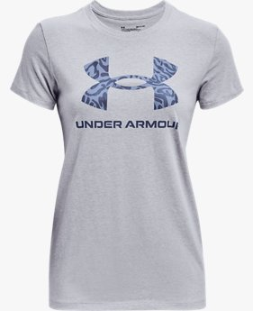 Women's UA Print Graphic Short Sleeve