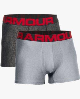 Men's UA Tech™ 8 cm Boxerjock® – 2-Pack