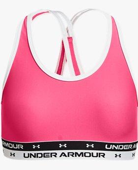 女童UA Crossback運動內衣