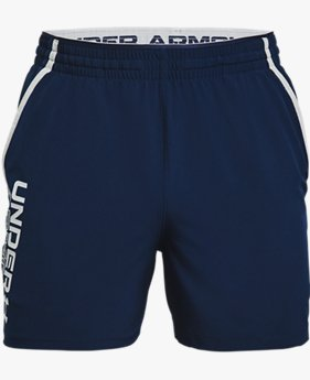 "Men's UA Qualifier 5"" Wordmark Shorts"