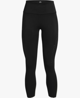 Women's UA RUSH™ No-Slip Waistband Ankle Leggings