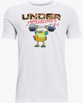 Boys' UA Summer Pack Lift Short Sleeve