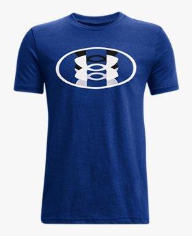 Boys' UA Echo Short Sleeve