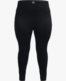 Women's UA RUSH™ HeatGear® No-Slip Waistband Ankle Leggings