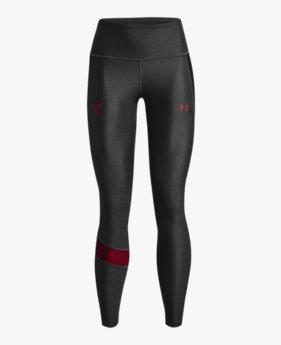 Women's Project Rock HeatGear® No-Slip Waistband Full-Length Leggings