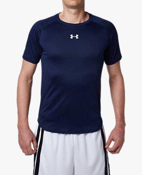 UAロングショット Tシャツ(バスケットボール/Tシャツ/MEN)