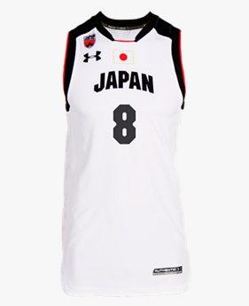 UAバスケットボール男子日本代表  オーセンティック ユニホーム <NO.8>(バスケットボール/MEN)