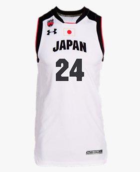 UAバスケットボール男子日本代表  オーセンティック ユニホーム <NO.24>(バスケットボール/MEN)