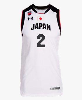 UAバスケットボール男子日本代表  オーセンティック ユニホーム <NO.2>(バスケットボール/MEN)