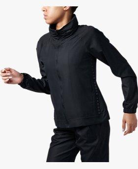 UAクロス フルジップ ジャケット(トレーニング/ジャケット/WOMEN)