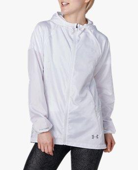 UAウーブン ジャケット(ランニング/ジャケット/WOMEN)