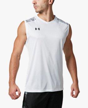【アウトレット】UAスリーブレス シャツ(サッカー/MEN)
