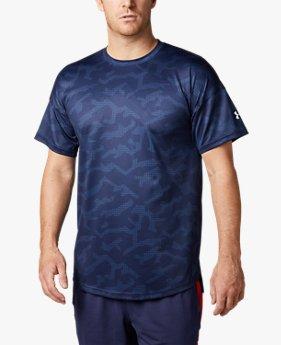 UAテック シーズナルグラフィック Tシャツ(ベースボール/Tシャツ/MEN)