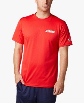 UA 9ストロング Tシャツ(ベースボール/Tシャツ/MEN)
