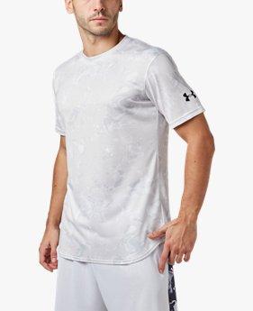 【アウトレット】UAテック フルプリント Tシャツ(バスケットボール/MEN)
