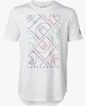 UAテック 〈BASKETBALL COURT〉 Tシャツ(バスケットボール/Tシャツ/BOYS)