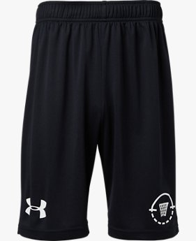 UAユース ファンダメンタル ショーツ(バスケットボール/BOYS)