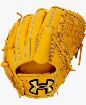 UA BL 硬式野球 投手用グラブ(右投げ)(ベースボール/硬式グラブ/右投げ内野手用/MEN)