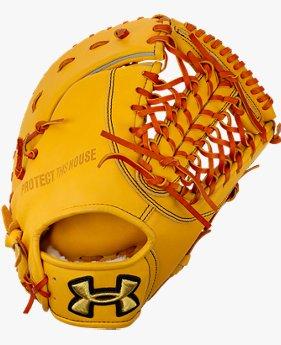 UA BL 硬式野球 一塁手用グラブ(右投げ)(ベースボール/硬式グラブ/右投げ一塁手用/MEN)