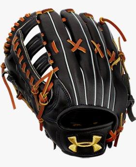 UA DL 硬式野球 外野手用グラブ <左投げ> (ベースボール/MEN)
