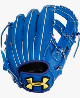 UA DL ユース 軟式野球 オールラウンダー用グラブ(右投げ)(ベースボール/軟式グラブ/右投げオールラウンダー用/BOYS)