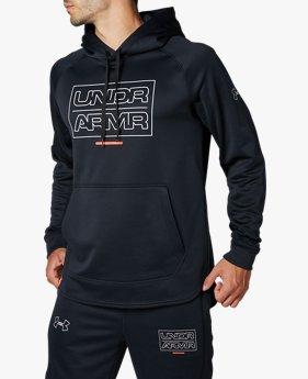 UAベースライン プルオーバー フーディー(バスケットボール/パーカー/MEN)