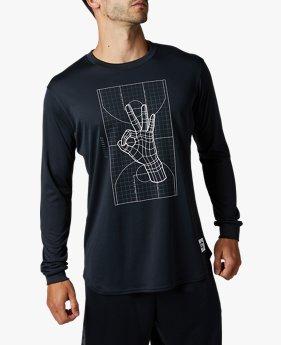 UA SC30 テック トレイ OK ロングスリーブ (バスケットボール/Tシャツ/MEN)