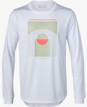 UAベースライン ロングスリーブ <BEYOND THE ARC>(バスケットボール/Tシャツ/BOYS)