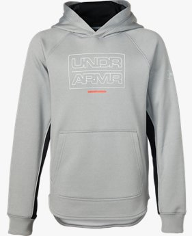 UAベースライン プルオーバー フーディー(バスケットボール/パーカー/BOYS)