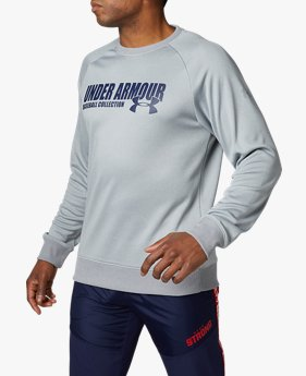 UAルーキー フリース クルー(ベースボール/MEN)