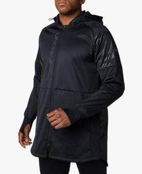 UAアンディナイアブル ロングジャケット(ベースボール/MEN)