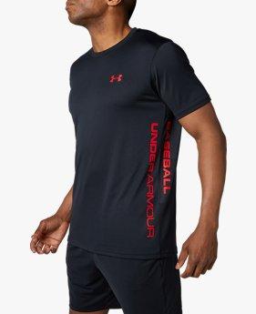 UAテック グラフィック Tシャツ(ベースボール/MEN)