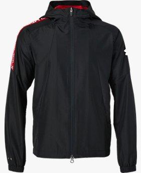 UA 9ストロング ウーブン ジャケット(BOYS)