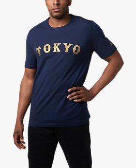 UA読売ジャイアンツ チャージドコットンTシャツ 〈TOKYO〉(ベースボール/Tシャツ/MEN)