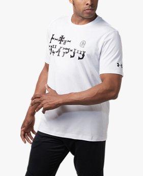 UA読売ジャイアンツチャージドコットンカタカナTシャツ(ベースボール/Tシャツ/MEN)