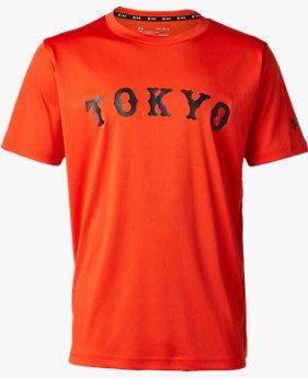 UA読売ジャイアンツ ユース Tシャツ 〈TOKYO〉(ベースボール/Tシャツ/BOYS)