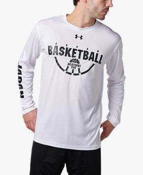 UAバスケットボール男子日本代表 ロングスリーブ テックTシャツ(バスケットボール/ロングスリーブ/MEN)