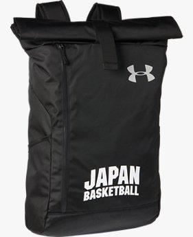 UAバスケットボール男子日本代表バックパック(バスケットボール/バックパック/MEN)