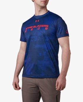 UA宇宙戦艦ヤマト プリントTシャツ<STAR BLAZERS 2202>(ライフスタイル/Tシャツ/MEN)