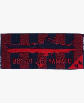 UA宇宙戦艦ヤマト タオル(ライフスタイル/タオル/MEN)