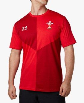 UAウェールズ代表 グラフィックTシャツ(ラグビー/Tシャツ/MEN)
