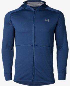 UAテック フルジップフーディー(トレーニング/Tシャツ/MEN)