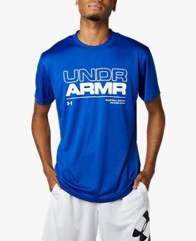 UAベースライン ルーキー Tシャツ(バスケットボール/MEN)