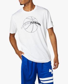UAベースライン テック Tシャツ <BASKETBALL ICON>(バスケットボール/MEN)
