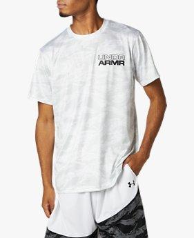 UAベースライン テック カモ Tシャツ(バスケットボール/MEN)