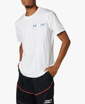 UA SC30 テック ボール ロゴTシャツ(バスケットボール/MEN)