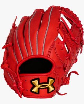 UA I WILL 軟式野球 内野手用 グラブ<右投げ>(ベースボール/BOYS)