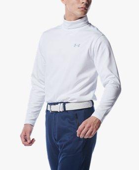 UAコールドギア モック シャツ(ゴルフ/MEN)