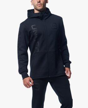 UAニットジャケット(トレーニング/MEN)