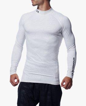 UAコールドギアアーマー モック ノベルティ(トレーニング/MEN)